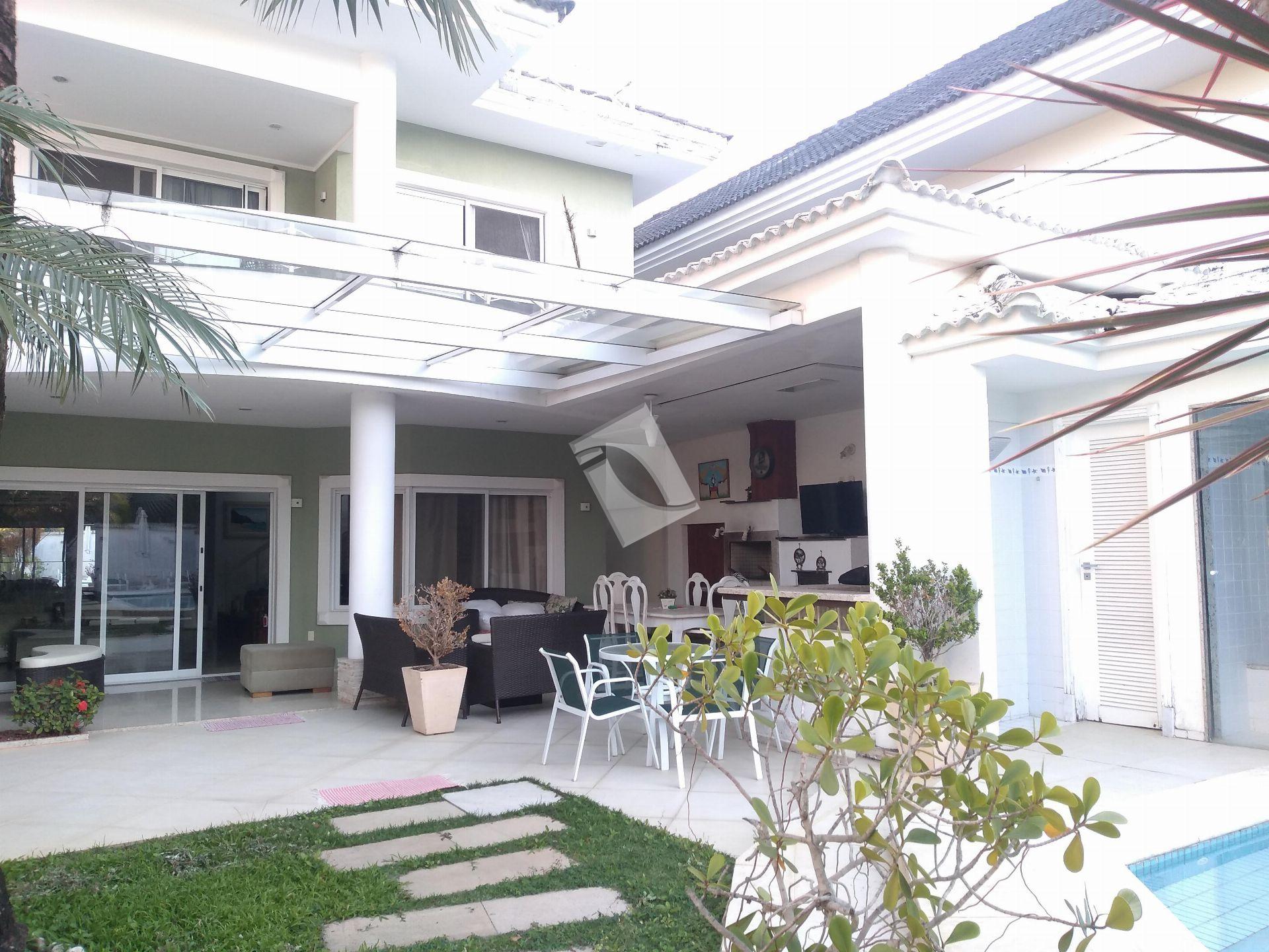 Casa em Condominio Para Alugar - Barra da Tijuca - Rio de Janeiro - RJ - 48 - 1