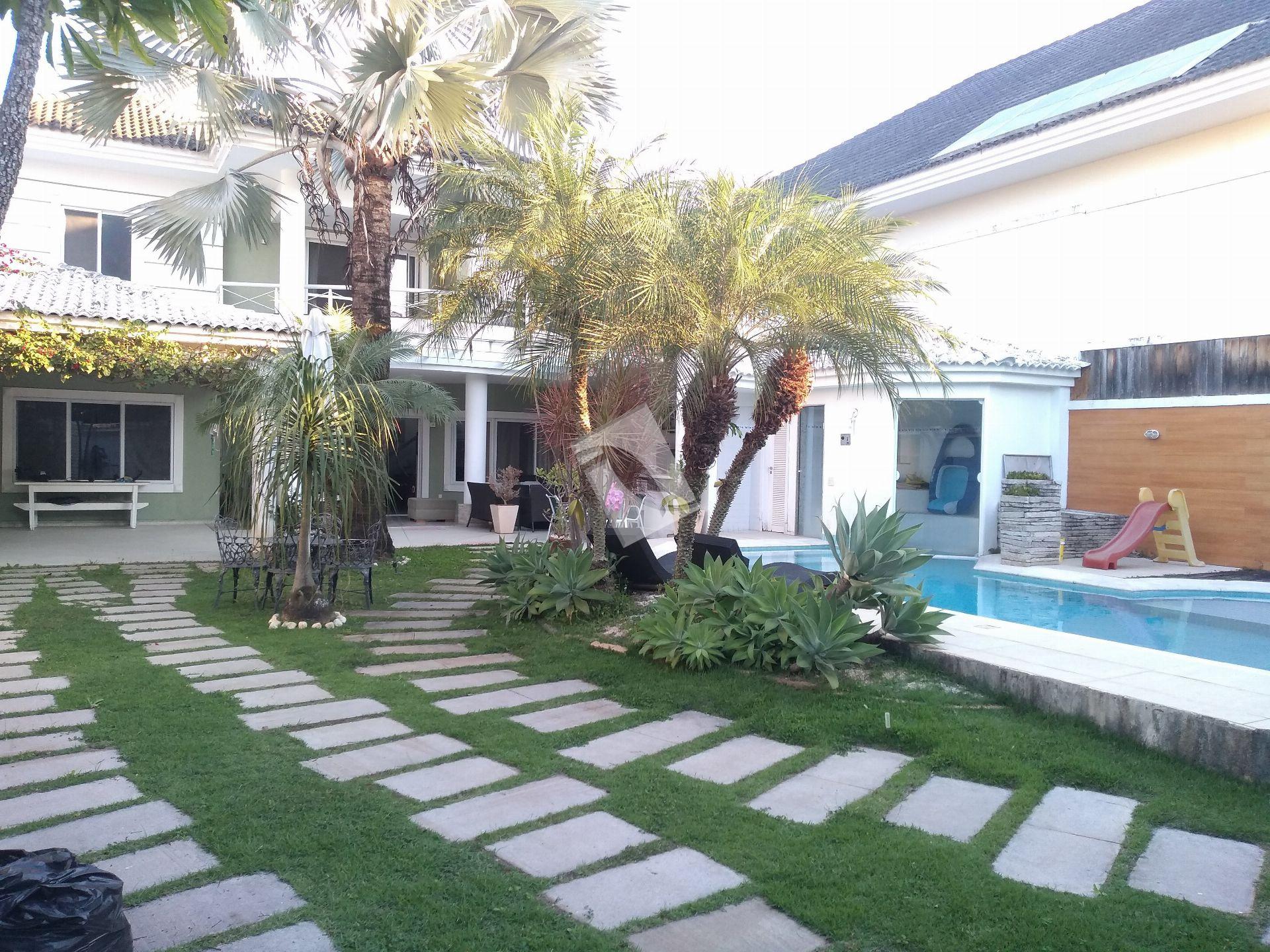 Casa em Condominio Para Alugar - Barra da Tijuca - Rio de Janeiro - RJ - 48 - 2