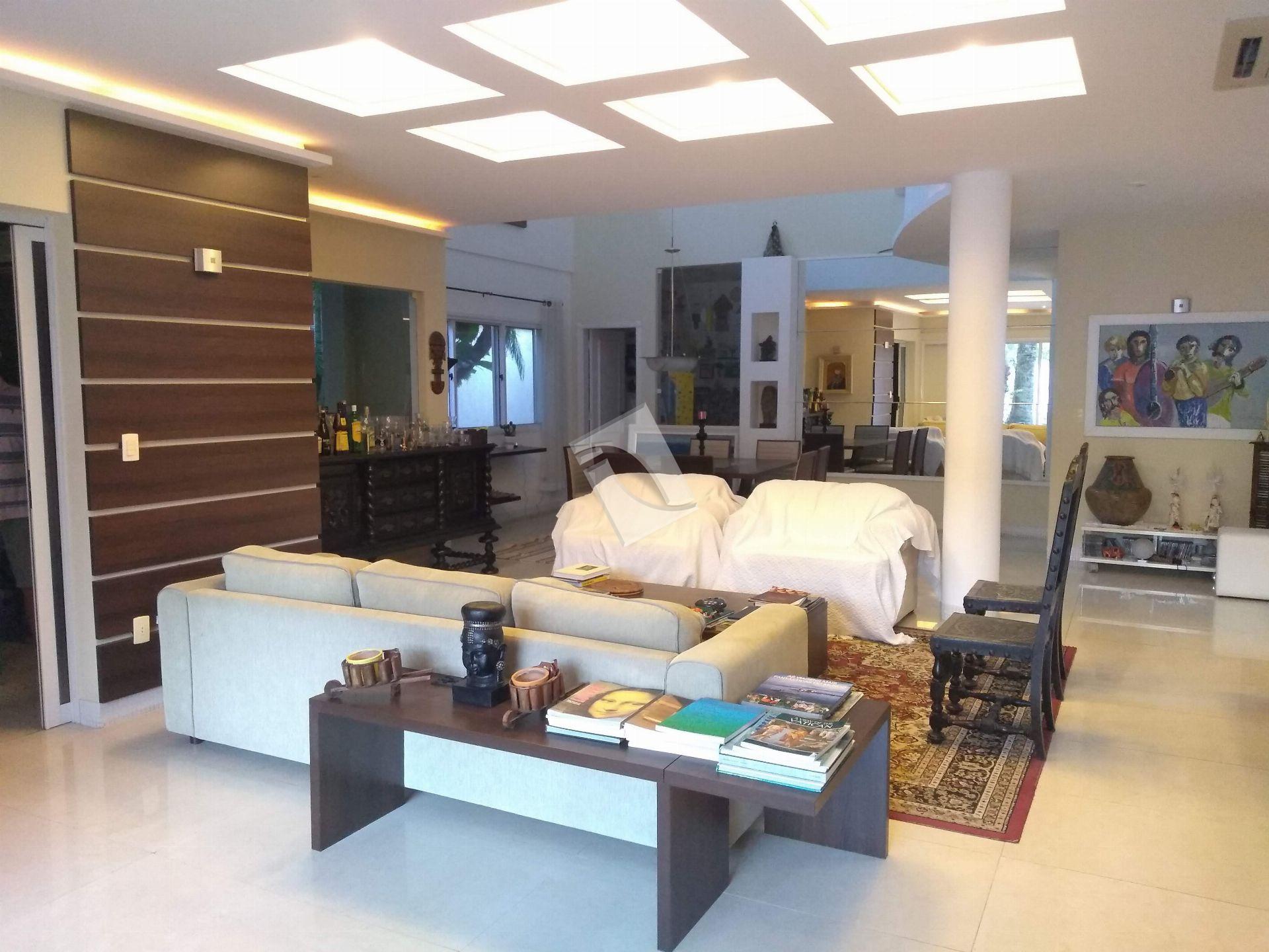 Casa em Condominio Para Alugar - Barra da Tijuca - Rio de Janeiro - RJ - 48 - 8