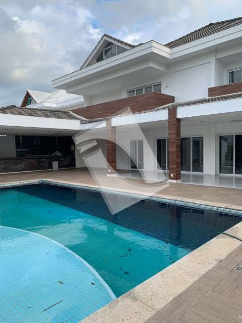Casa em Condomínio Rua Canto dos Pássaros,Barra da Tijuca, Rio de Janeiro, RJ Para Alugar, 5 Quartos, 1000m² - 49 - 2