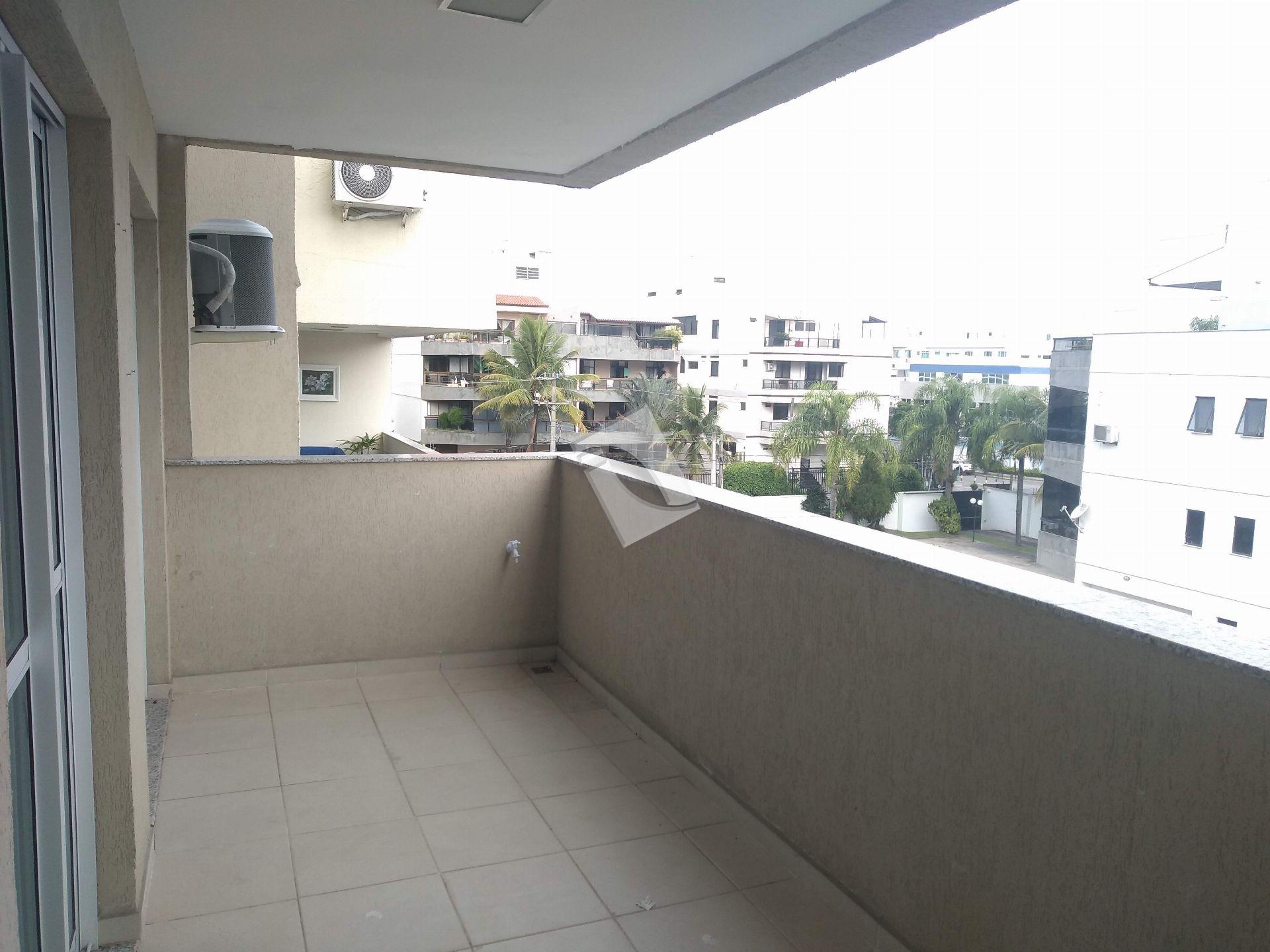 Apartamento Para Alugar - Recreio dos Bandeirantes - Rio de Janeiro - RJ - 042D - 3