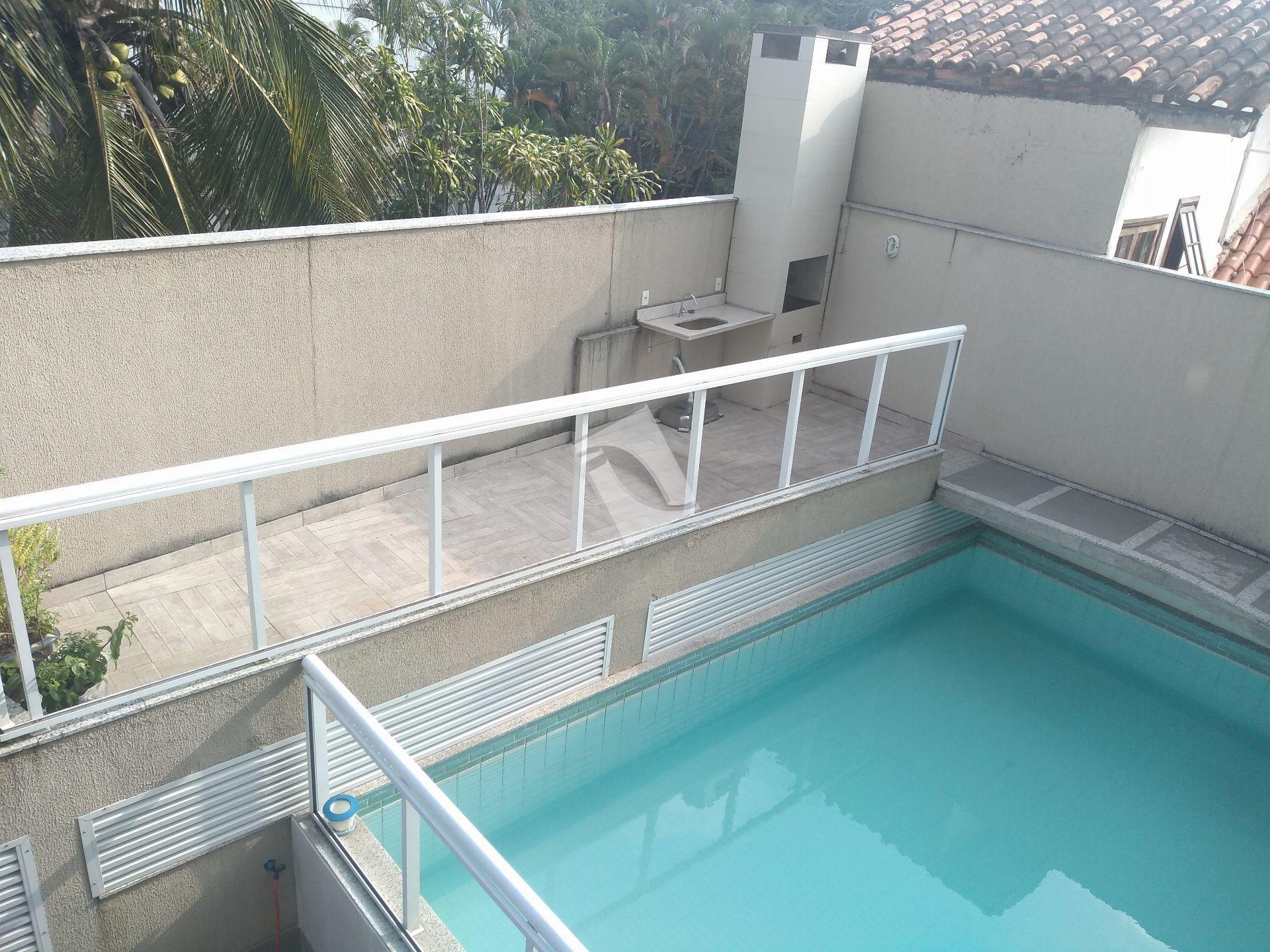 Apartamento Para Alugar - Recreio dos Bandeirantes - Rio de Janeiro - RJ - 042D - 12