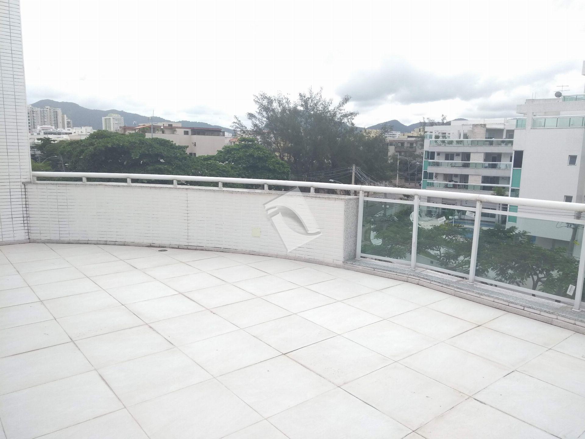 Cobertura Para Alugar - Recreio dos Bandeirantes - Rio de Janeiro - RJ - 042G - 2