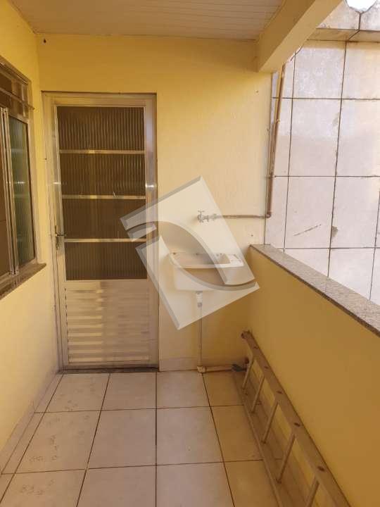 Casa para alugar Rua Jaguaribe,Vila Sarapuí, Duque de Caxias - R$ 800 - 22 - 10