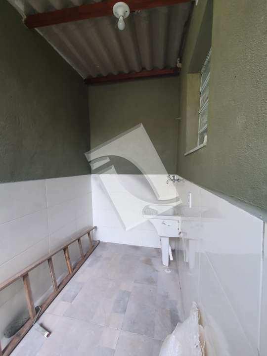 Apartamento para alugar Rua Manuel Vieira,Vila Meriti, centro,Duque de Caxias - R$ 1.400 - 034 - 5