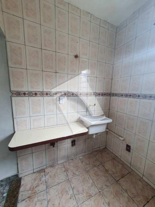 Kitnet/Conjugado para venda e aluguel Avenida Winston Churchill,Parque Centenário, Duque de Caxias - R$ 125.000 - 056 - 5