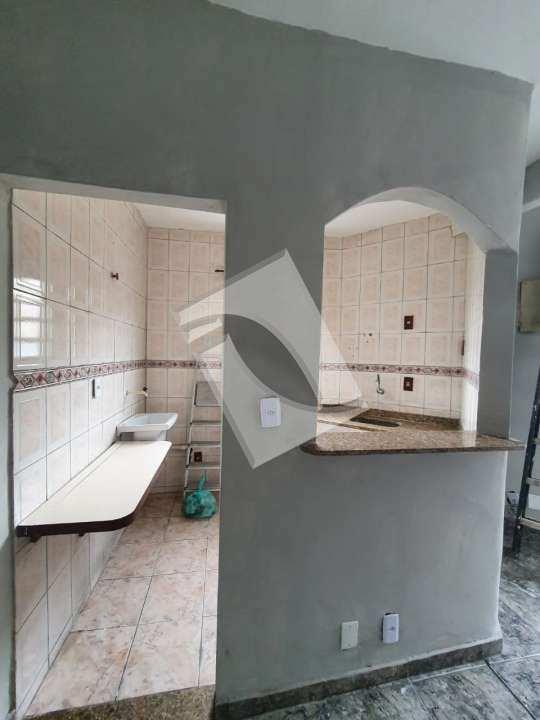 Kitnet/Conjugado para venda e aluguel Avenida Winston Churchill,Parque Centenário, Duque de Caxias - R$ 125.000 - 056 - 7