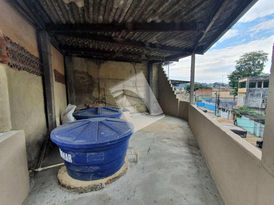 Kitnet/Conjugado para venda e aluguel Avenida Winston Churchill,Parque Centenário, Duque de Caxias - R$ 125.000 - 056 - 9