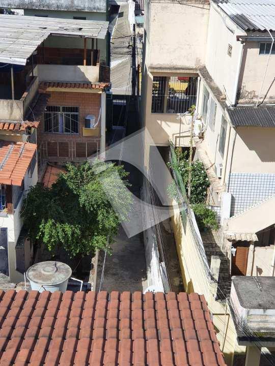 Apartamento à venda Rua Coronel Alberto de Melo,Vila Centenário, centro,Duque de Caxias - R$ 120.000 - 64 - 4