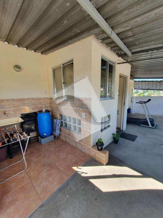 Apartamento à venda Rua Coronel Alberto de Melo,Vila Centenário, centro,Duque de Caxias - R$ 120.000 - 64 - 6