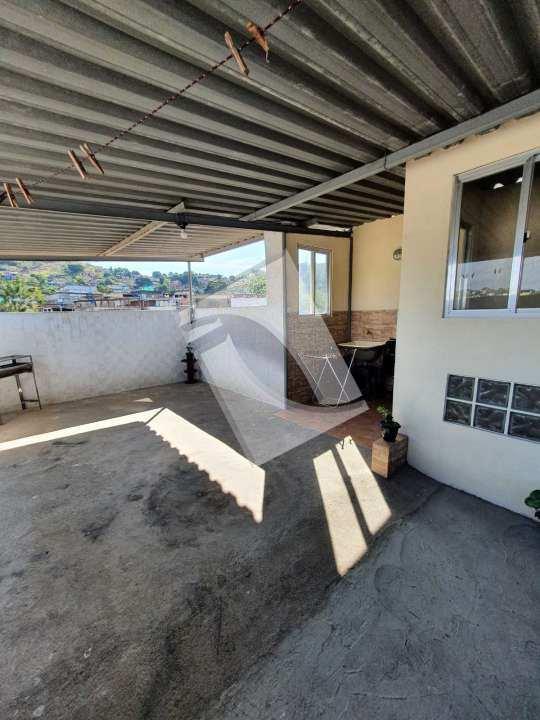 Apartamento à venda Rua Coronel Alberto de Melo,Vila Centenário, centro,Duque de Caxias - R$ 120.000 - 64 - 7