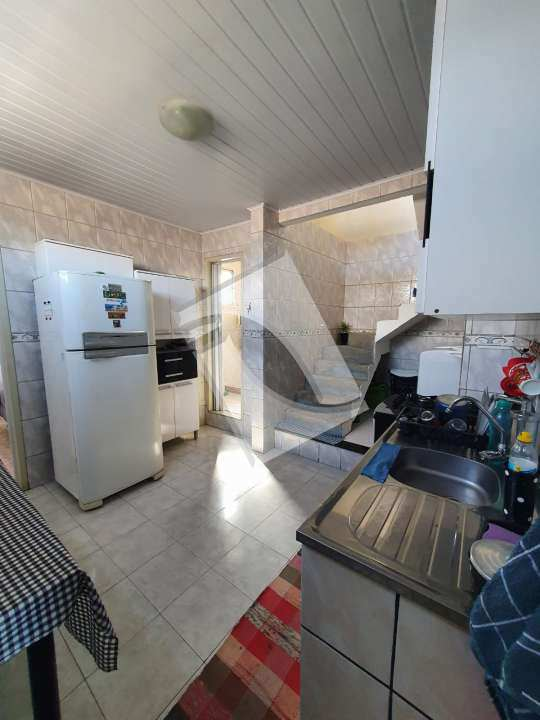 Apartamento à venda Rua Coronel Alberto de Melo,Vila Centenário, centro,Duque de Caxias - R$ 120.000 - 64 - 10