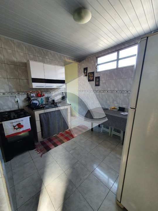 Apartamento à venda Rua Coronel Alberto de Melo,Vila Centenário, centro,Duque de Caxias - R$ 120.000 - 64 - 12