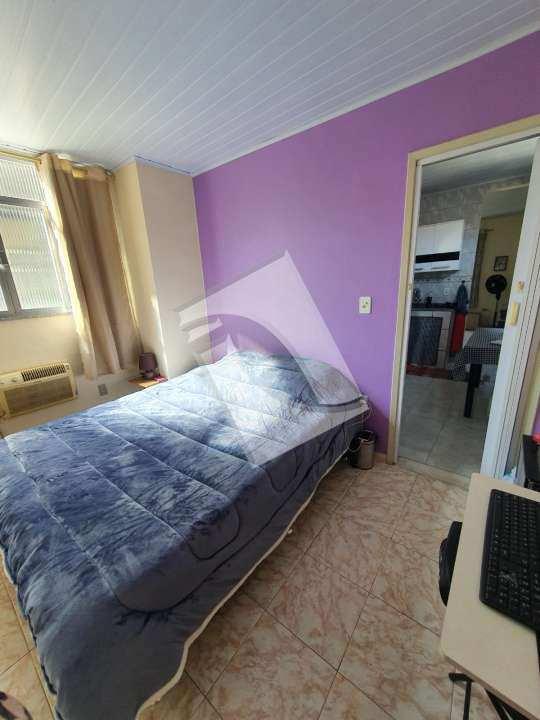 Apartamento à venda Rua Coronel Alberto de Melo,Vila Centenário, centro,Duque de Caxias - R$ 120.000 - 64 - 17